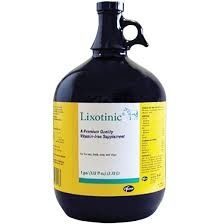 Lixotinic Vitamin/Mineral Supplement