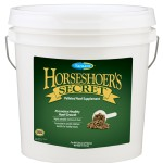 farnam Horseshoer's secret supplement