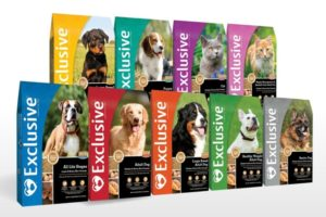 PMI Exclusive Dog Food