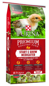 purina start & grow