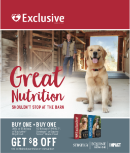 Purina Horse Feed Promotion